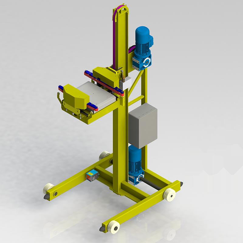 Transtockeur Nanoload stockage automatique
